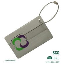 Hot Sale Custom Aluminum Metal Luggage ID Tag