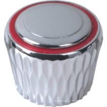 Poignée de robinet en plastique ABS avec finition chromée (JY-3008)