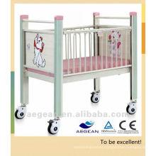 ¡AG-CB004 ventas calientes !!! cuna de hierro de cuna de hospital