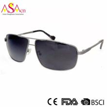 Óculos de sol polarizados com qualidade de metal com UV400 (16008)