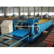 Конструкционная машина для производства плитки из производства