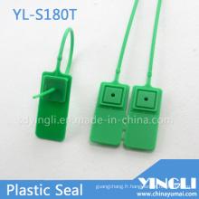 Sceau de sécurité en plastique élevé (YL-S180T)