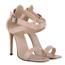 New Style Fashion High Heel Ladies Sandals (A132)