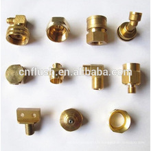 Fabrication sur commande de pièces tournées par OEM usine Usinage de précision
