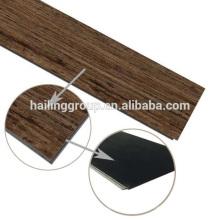 Heißer Verkauf Vinylbodenbelag Planke mit Klick-System in China hergestellt