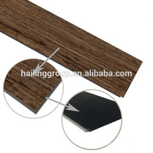Hot sale vinyl flooring plank with click system made in China