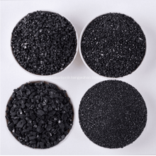 Water Treatment Filtration Material Anthracite Filter Media