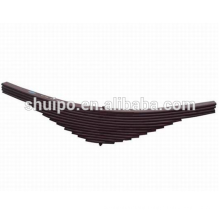 different types of heavy duty truck parablic leaf spring / trailer parts leaf spring