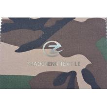 T / C65 / 35 2/2 Tecido sarja com camuflagem do deserto para colete (ZCBP270)