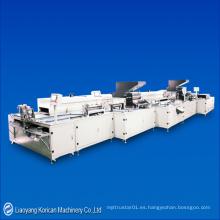 (KZ-A450) Máquina de ensamblaje desechable automática completa de la aguja de la jeringuilla