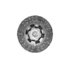 ME550035 ME550114 ME551105 Clutch Disc For Mitsubishi 6D22