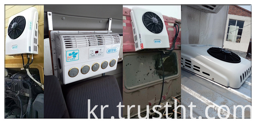 electric air conditioner