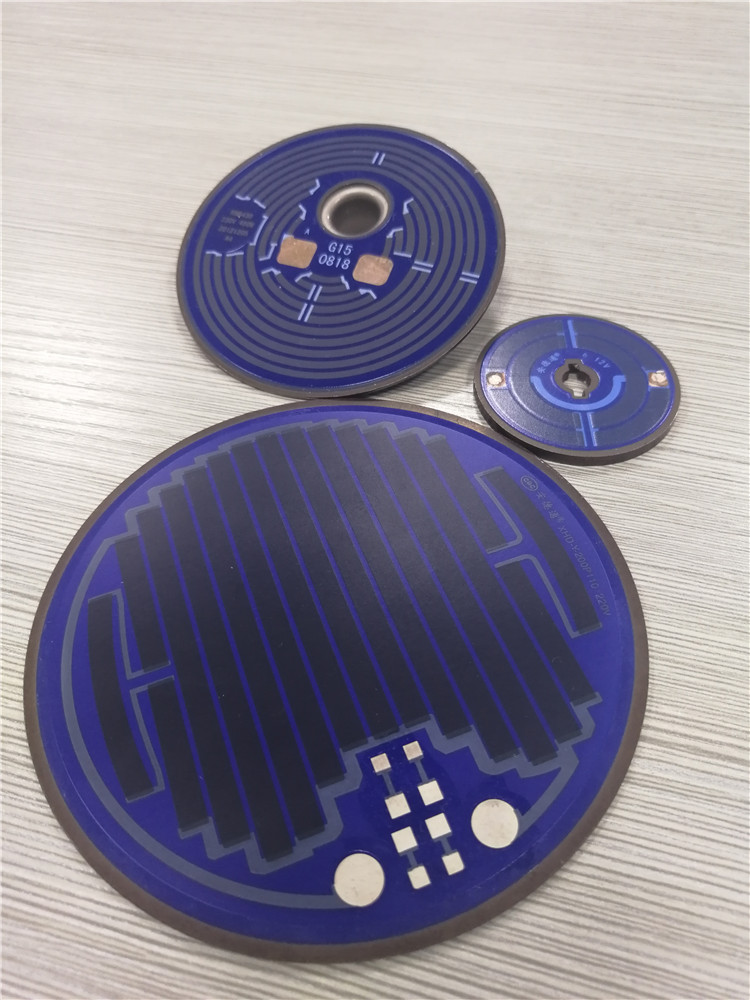 Fast Heating Plate