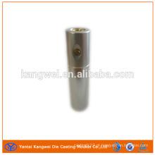 OEM / ODM peça de fundição CNC para cigarro eletrônico com cor