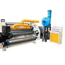 corrugated carton paper board production line single facer machine