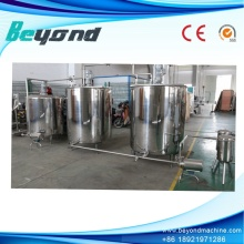 Juice Beverage Carbonated Drink Mixing Tank Production Plant