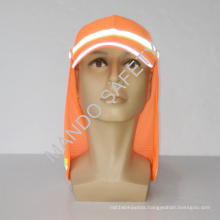 Polyester Taslon Cap with Reflective Tapes