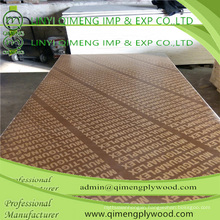 Durable and Strong Phenolic Film Faced Plywood with Poplar Core