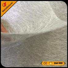 Isolation fibre de verre haché brin E-verre mat 450g par mètre carré