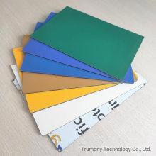 10mm Industrial Aluminium Composite Panel Custom Color Coating for Decoration