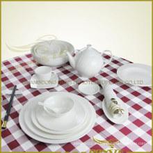 Set de vajilla de porcelana china de 14 PCS