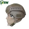 SANDA WS FZ FAST Антибулетный шлем Кевлар IIIA баллистический шлем