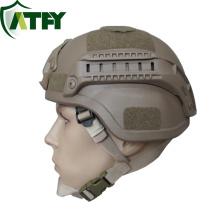 Casco Mich Aramid con prueba de balas con NIJ III Un estándar para protección militar