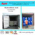 Axit Muriatic HCL 31% 33% 36% 37%