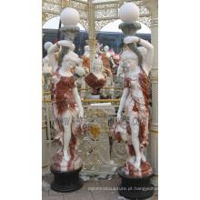 Esculpido pedra escultura estátua jardim mobiliário com mármore granito arenito (sy-c1196)