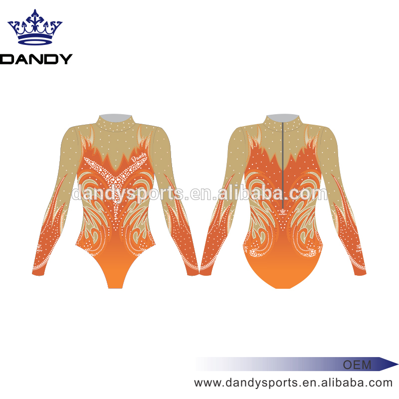 dance leotards long sleeve