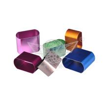 Dekoration Aluminiumprofil; Extrusion Abschnitt, gute Qualität Aluminium-Profil
