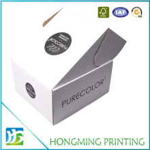 Custom Recycled White Carton Box Packaging for Clothes