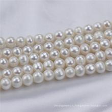 8-9мм оптовая цена натуральный белый культивированный бисером Ivory Bead