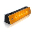 highway tunnels LED outline signs road stud