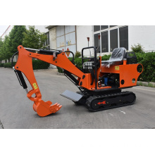 Mini Hydraulic Crawler Wheel Excavator