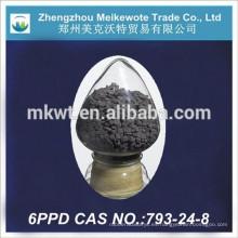 antioxidante de goma 6ppd utilizado en la industria del caucho