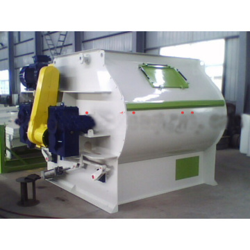 Paddle Type Double Shaft Horizontal Forberg Blender for Powder