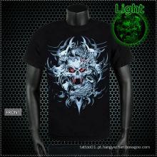 Y-100211 T-shirt fresco & barato do tatuagem