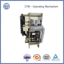 Mecanismo de operación de alto voltaje al aire libre CTB