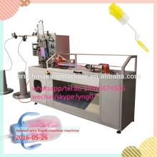 máquina torcida del cepillo de la limpieza del biberón del alambre