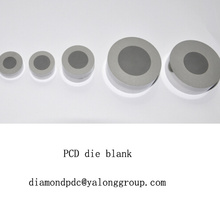PCD diamond die blank