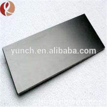 99.95% high purity tzm molybdenum sheet price per pound
