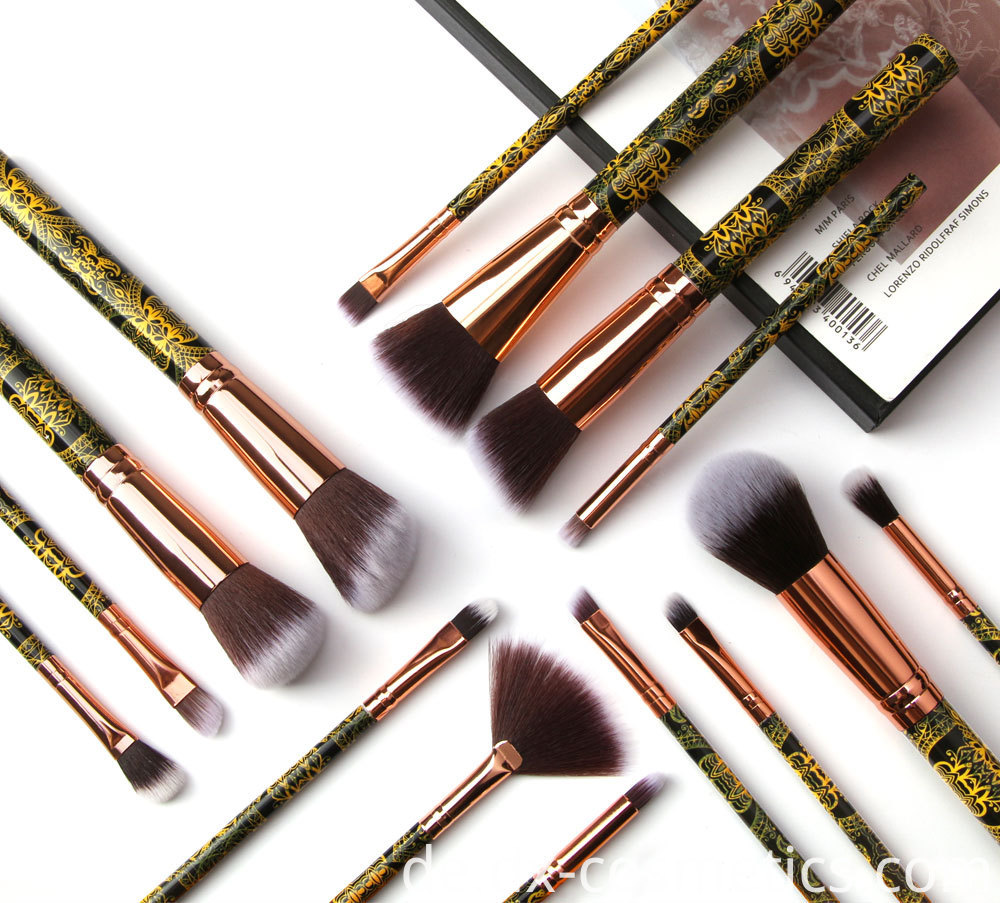 8 Pcs Eye Makeup Brushes Set 8