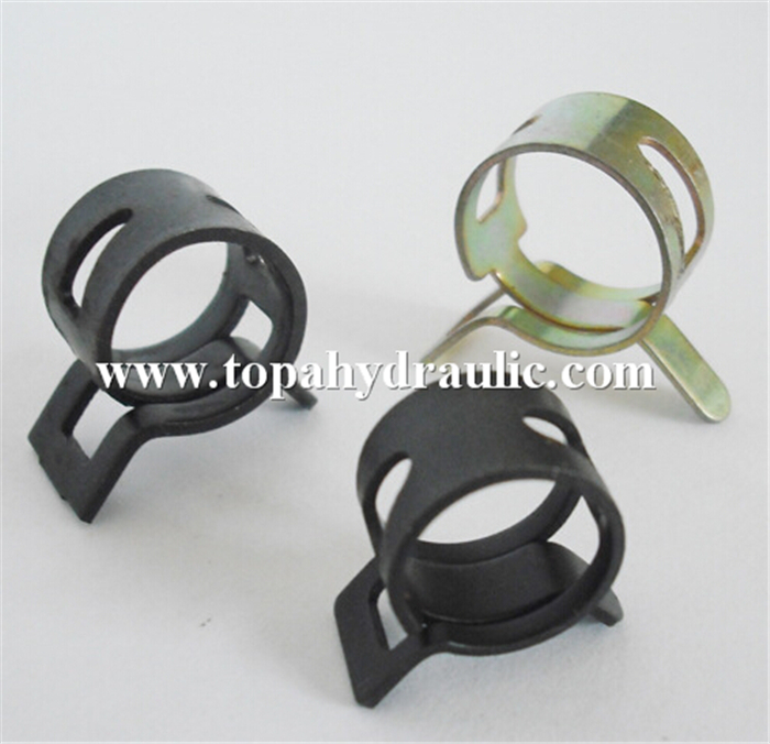 high pressure hydraulic hose pipe clamp