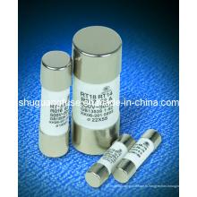 Низковольтные цилиндрические плавкие вставки (RO (RT))