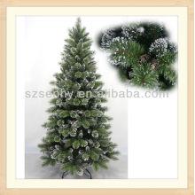 Arbres de Noël brillants spéciaux