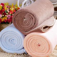 All Season Coral Fleece Bed Blanket