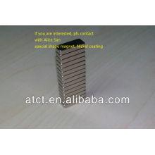 Starke Neodym-Magneten mit Leiter Form