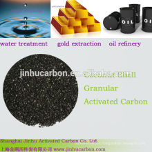Shell activated carbon used in extraction of precious metal price