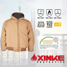 esd firefighter jacket for safty equipment